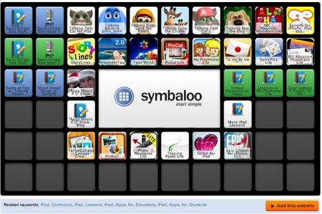 Symbaloo: Surprisingly Educational Apps   iPad Recommended Educational App Lists   Scoop.it