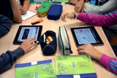 Le numérique en tête des nouveaux programmes scolaires - Rue89 | Must Read articles: Apps and eBooks for kids | Scoop.it