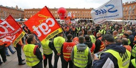 Tisséo : échec des négociations, la grève continue | Toulouse La Ville Rose | Scoop.it