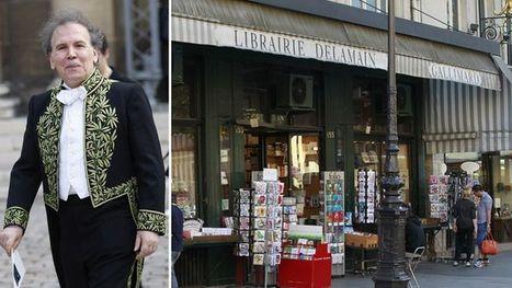 [Librairie] L'académicien Angelo Rinaldi au secours de la librairie Delamain | Communication - Edition_Mode Pause | Scoop.it