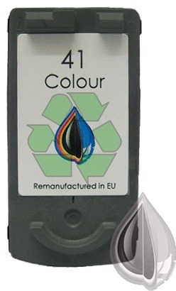 Canon Remanufactured CL-41 Colour Ink | MyPrinteInk -Cheap Remanufactured InkJet Cartridge Store | Scoop.it