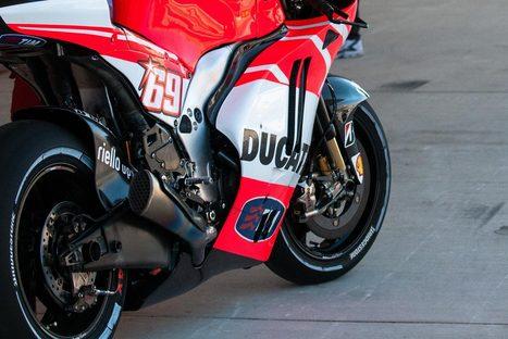 Up-Close with the Ducati Desmosedici GP13 | Ductalk Ducati News | Scoop.it