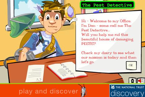 The Pest Detective | Recursos para CLIL | Scoop.it