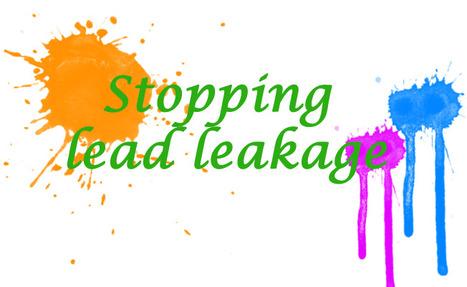 Stopping lead leakage - mensagam.com   Social Media Marketing   Scoop.it