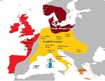 Most European men descend from a handful of Bronze Age forefathers | Cultural Worldviews | Scoop.it