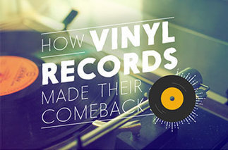 How Vinyl Records Made Their Comeback | Kill The Record Industry | Scoop.it