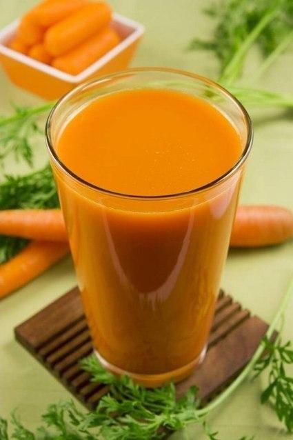 Licuado de zanahoria   Mens sana in corpore sano   Scoop.it
