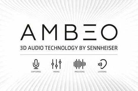 Sennheiser Ambeo : technologie d'immersion sonore 3D pour l'enregistrement, le mixage et l'écoute | ON-TopAudio | Scoop.it