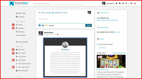 The ULTIMATE FutureNet Guide and Tutorial – Part 1 | Marketing Tools | Scoop.it
