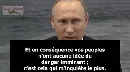 Paul Craig Roberts et Vladimir Poutine : « L'Otan nous conduit tout droit à une guerre nucléaire » - Chroniques du Yéti   Géopoli   Scoop.it