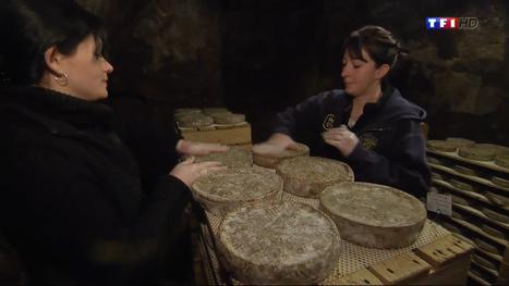 Héros de nos campagnes  : les soeurs de La Cabane, le rendez-vous de Saint-Alyre-ès-Montagne   Le Cantal, terre d'Auvergne   Scoop.it
