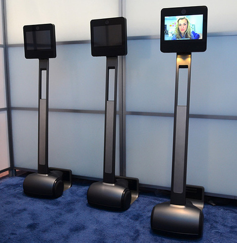 New Beam+ Telepresence System Is Designed for Home Users, Launches for $995 | Real Estate Plus+ Daily News | Scoop.it