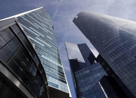 L'investissement en immobilier de bureaux affiche une large baisse au premier trimestre   Immobilier L'Information   Scoop.it