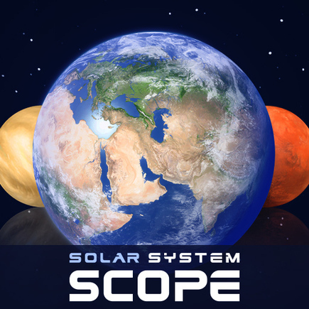 Solar System Scope | Educational Technology and Beyond | Scoop.it