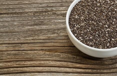 Utilisez le chia pour perdre du poids ! - Améliore ta Santé   Sadjiacourtier   Scoop.it
