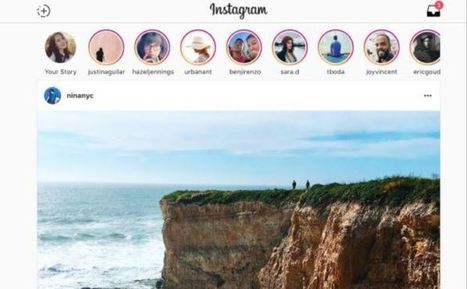 Instagram débarque sur PC et tablette Windows 10 | Référencement internet | Scoop.it