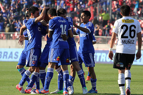 Universidad de Chile (La U) is ReWriting History: La U eliminated Colo Colo 4-0 & now goes for a historicthree-peat | UnConference: The Conference That's Not A Conference | Scoop.it