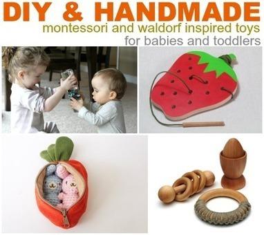 DIY and Handmade Montessori and Waldorf Toys | Parent Autrement à Tahiti | Scoop.it