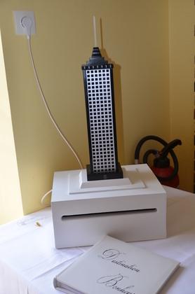 [Coup de ♥] Création d'une urne de mariage par Obywan28 sur le #CDB | Best of coin des bricoleurs | Scoop.it