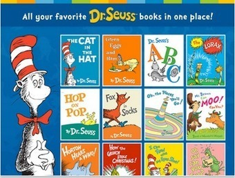 A Collection of The Best Interactive Digital Storybooks by Dr. Seuss ~ Educational Technology and Mobile Learning | Reading Challenge | Scoop.it