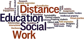 Social Work Distance Education 2015 Plenary Recordings: Social Work Distance Education: Indiana University | Professional Learning Design | Scoop.it