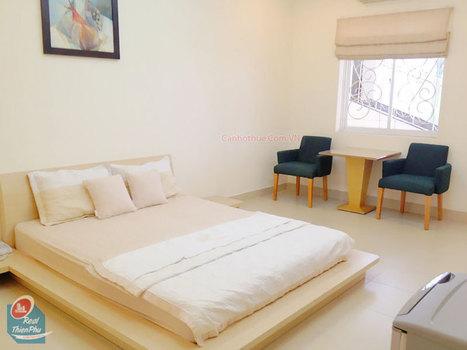 Cho thuê CHDV Hoàng Yến 1pn có bếp nhiều tiện ích tại quận 3   Cho thuê căn hộ ngắn hạn   Scoop.it