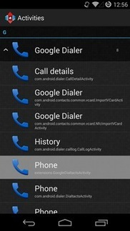 Google's Dialer With Built-in Search Is Exclusive To ... - Android Police | Technology & Training | Scoop.it
