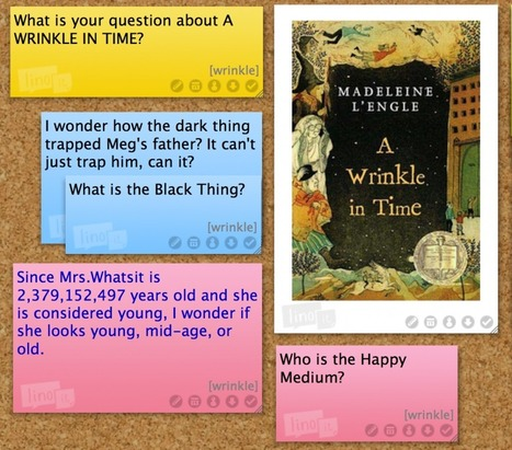 In Search of Sticky Notes for Digital Readers - Getting Smart by Susan Lucille Davis - edapps, EdTech, education, reading, sticky_notes | Education Tech & Tools | Scoop.it