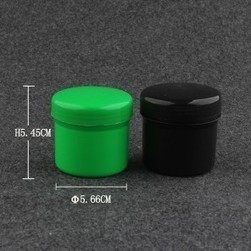 Aliexpress.com : Buy Free Shipping 100ml Cosmetic Container Cream Jar from Reliable cream jar suppliers on S-Dek' Online Shop | plastic bottle | Scoop.it