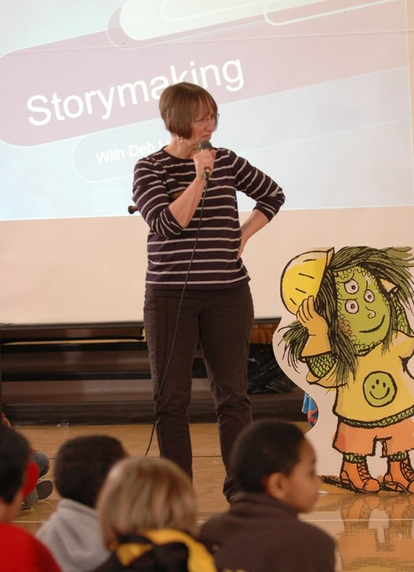 Deb Lund ad lib | School Author Visits: What can they do for teachers and students? | Scriveners' Trappings | Scoop.it