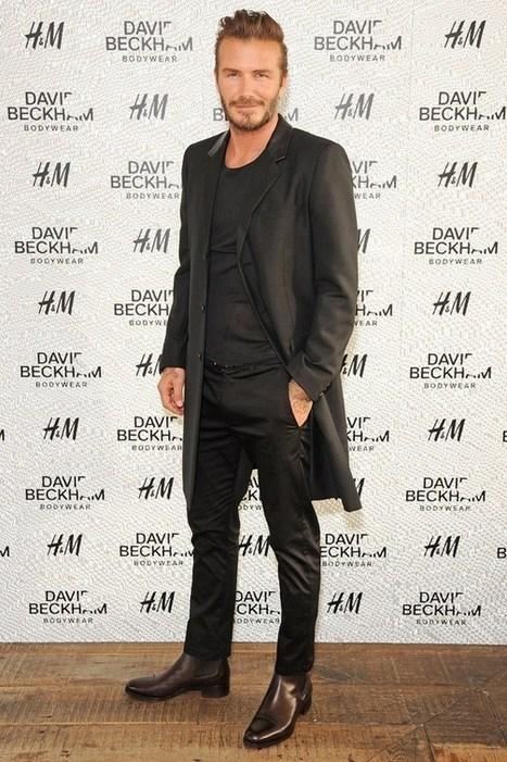 David Beckham Bodywear Photoshoot | omgamazingpics | Scoop.it