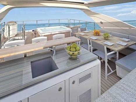 Nautica: Azimut yachts, a primavera primo nato Collezione Grande - ANSA.it | VELA e MARE | Scoop.it