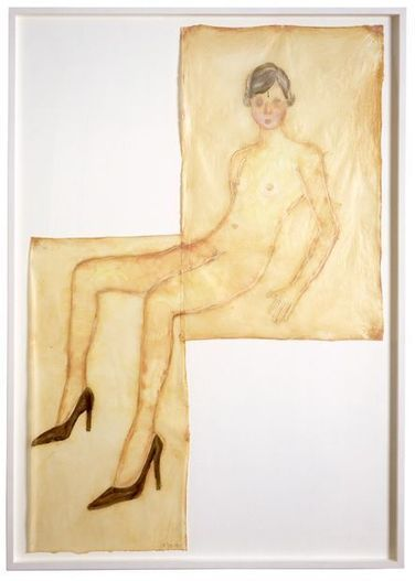 Ida Applebroog entoute intimité | ART, His Story are Culture for ALL | Scoop.it