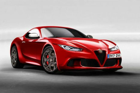 2017 Alfa Romeo 6c | topismag | Scoop.it