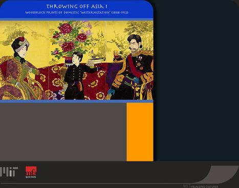 MIT Visualizing Cultures-Westernization in Meiji Japan | Meiji Japan | Scoop.it