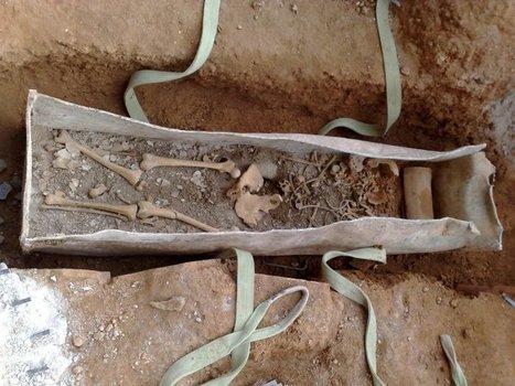 Multa mínima a Dragados por la destrucción de dos sarcófagos romanos   Arqueología romana en Hispania   Scoop.it