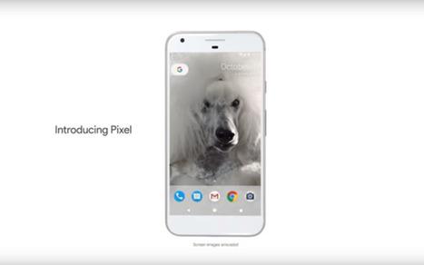 Google muestra su lado más cool y extravagante en la nueva campaña publicitaria de Pixel | Publicidad | Scoop.it