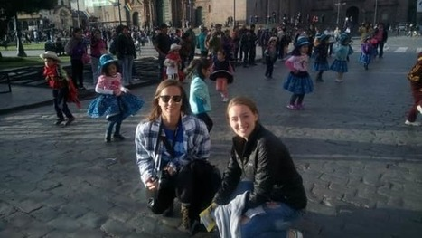 "Review Elle Weberling Volunteer in PERU Cusco at the Orphanage program with Abroaderview.org | ""#Volunteer Abroad Information: Volunteering, Airlines, Countries, Pictures, Cultures"" 