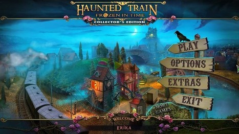 Haunted Train: Frozen in Time Walkthrough: From CasualGameGuides.com | Casual Game Walkthroughs | Scoop.it
