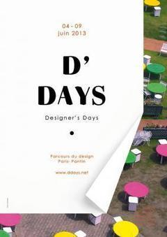 D'Days, les Designer's Days 2013 | KILUVU | Scoop.it