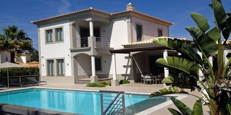 Luxury Forfori villa in Vila Sol, the Algarve - sleeps 8 with pool | Holiday cottages | Scoop.it