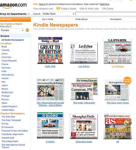 Ebooks : Apple et Amazon dans le collimateur des autorités anglaises | IDBOOX | E-books | Scoop.it