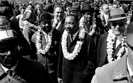 """Untold Story of Why MLK Wore a Hawaiian Lei at Selma"" 