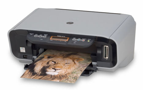 How to Install a Canon Printer in Mac Classic | Canon Support for Scanner | Scoop.it