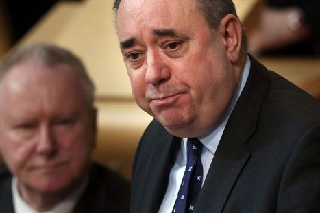 Alex Salmond: Nukes and war will be banned in independent Scotland | Referendum 2014 | Scoop.it