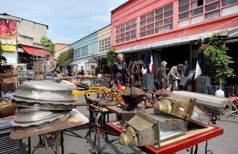 Le patron de Studyrama achète lesfleurons des puces à Grosvenor | Paris, sous toutes les coutures | Scoop.it