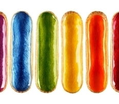 The Classic French Éclair Gets a Makeover | 16s3d: Bestioles, opinions & pétitions | Scoop.it
