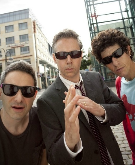 Beastie Boys' Adam 'MCA' Yauch, 1964-2012 | slicing up eyeballs ... | Winning The Internet | Scoop.it