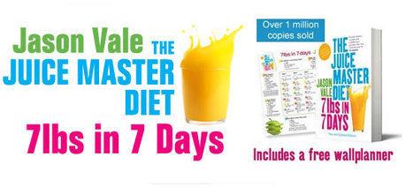Juice Master - Jason Vale: Juicing, Juice Diet, Recipes, Philips Juicers, Rebounders, Juice Bars, Supplements   Juice Bar   Scoop.it
