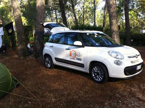 Nos touristes italiens se déplacent en auto-partage avec des vélos pliants ! | Tourisme en Provence Pays d'Arles | Scoop.it